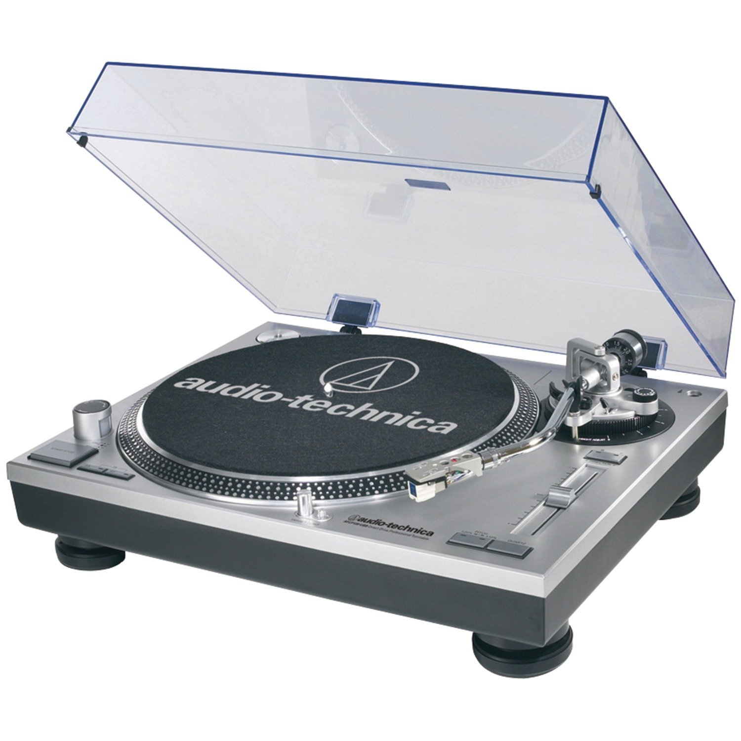 The Audio Technica AT-LP120 USB table