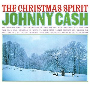 Johnny Cash Christmas album