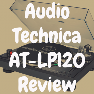 Audio-Technica AT-LP 120 review