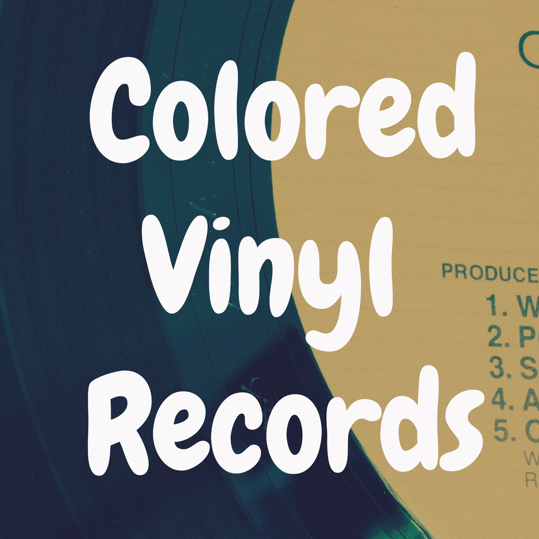 What Are the Best Colored Vinyl Records?