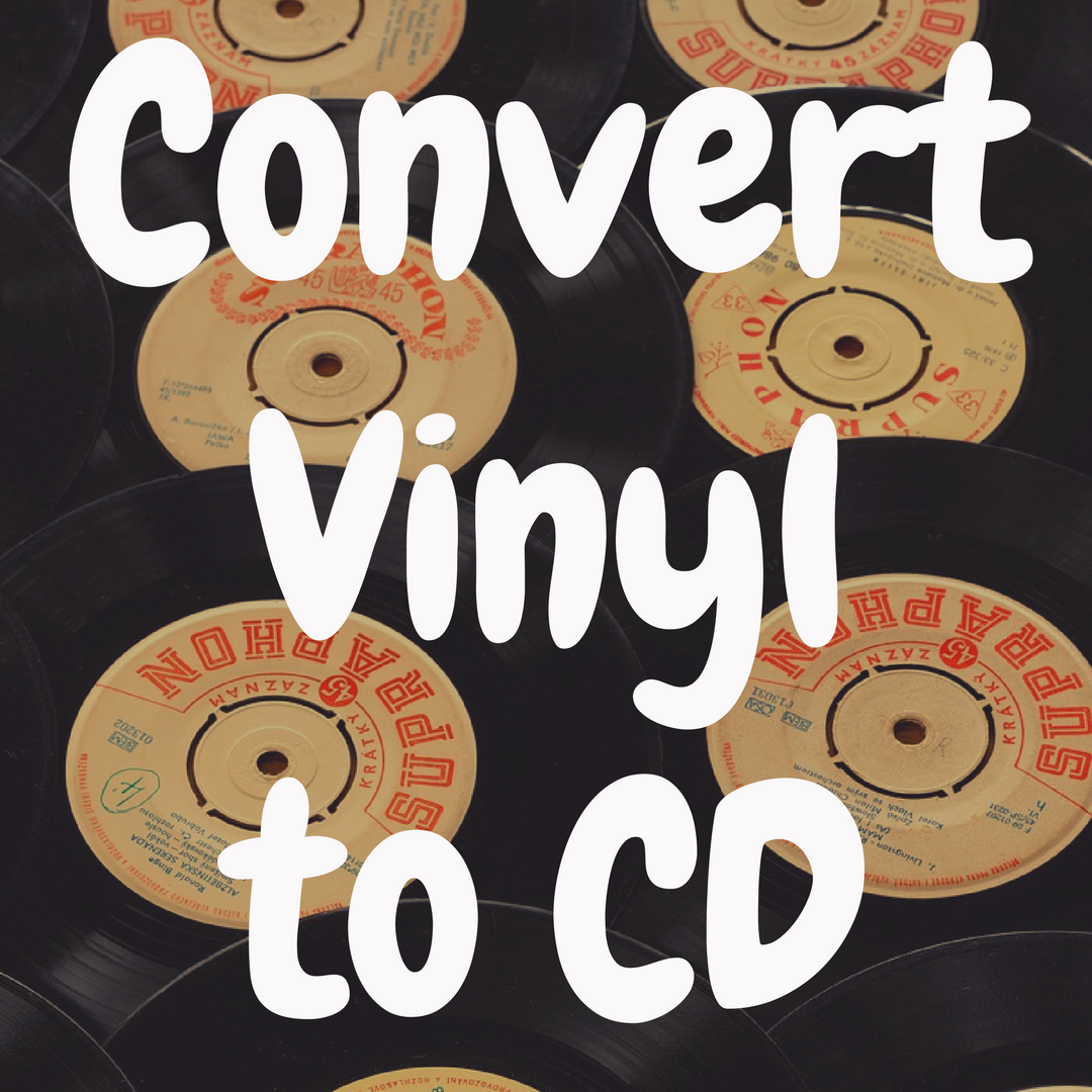 How Do I Convert Vinyl Records to CD?