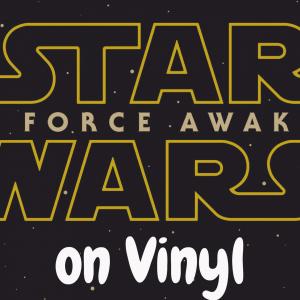 Hypnotic Holograms Come to 'Star Wars' Vinyl