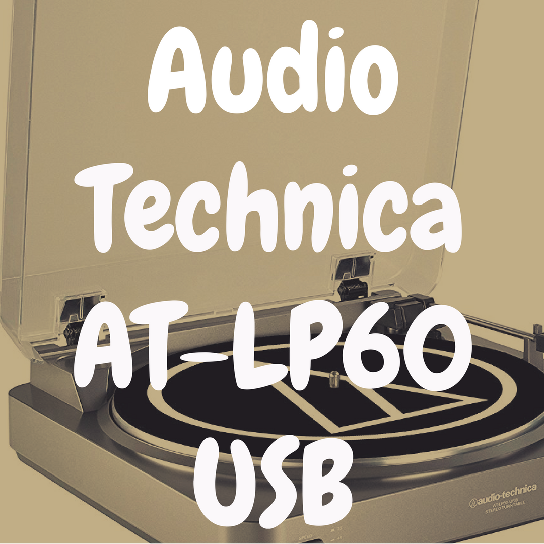 Audio-Technica AT-LP60 USB review