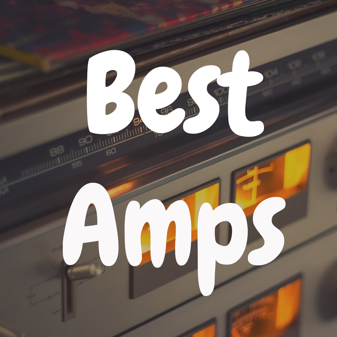 What's the Best Amp for a Turntable?