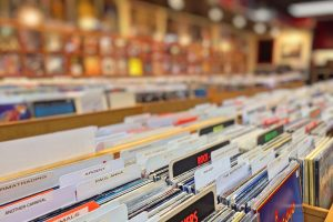 record-collecting
