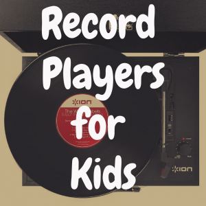 10 Record Players That Kids Will Love