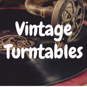 10 Vintage Turntable Brands Worth Your Money