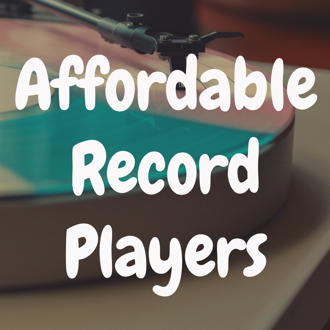 What's the Best Affordable Record Player?
