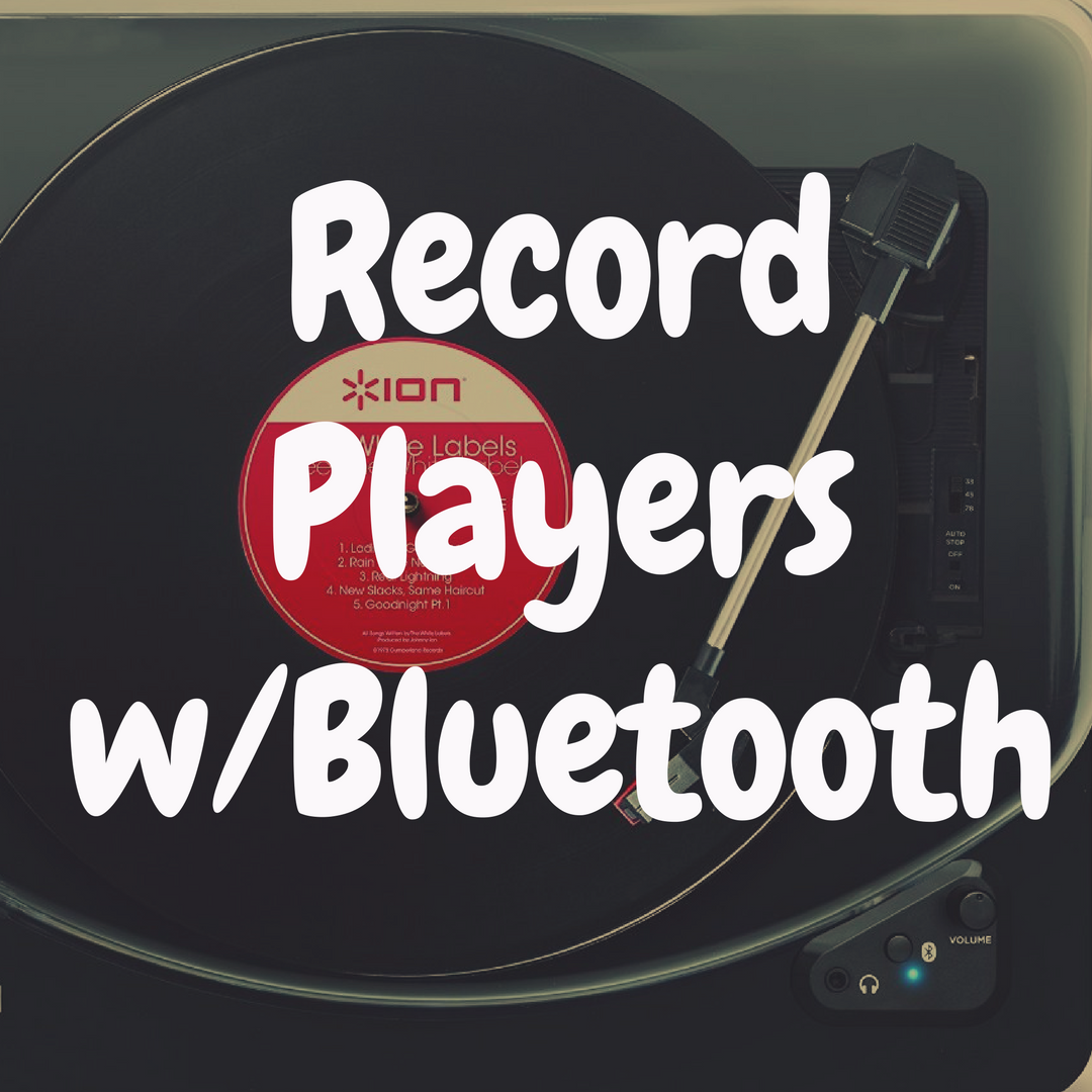 Guide to Record Players with Bluetooth Capability