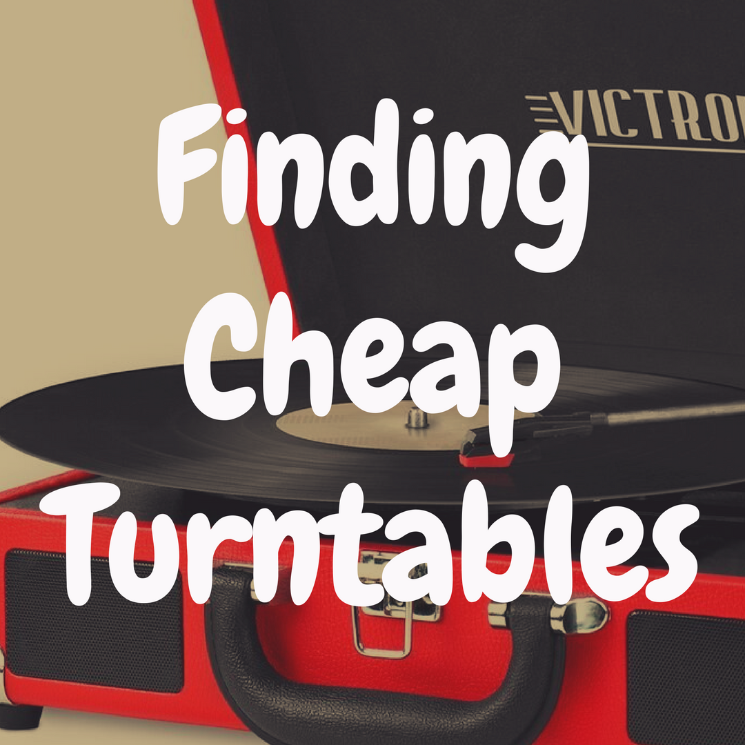 Ranking the Cheapest Turntables for Beginners