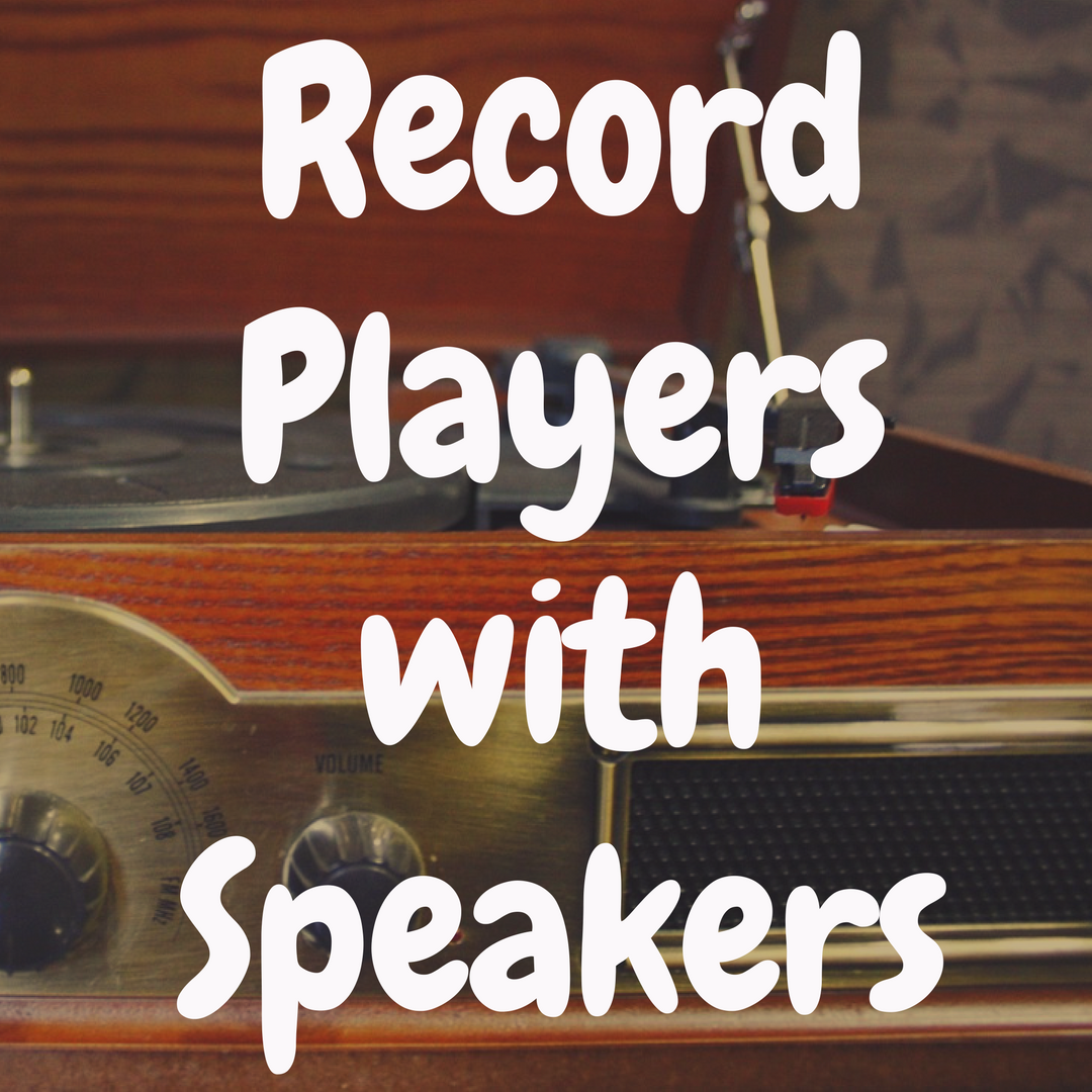 What's the Most Affordable Record Player with Speakers?