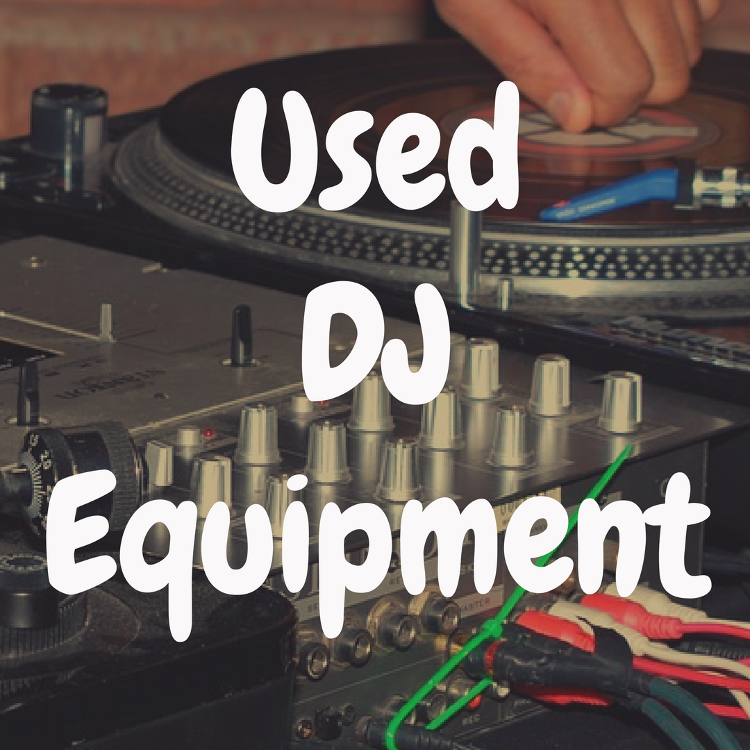 How to Find Used DJ Equipment for Sale