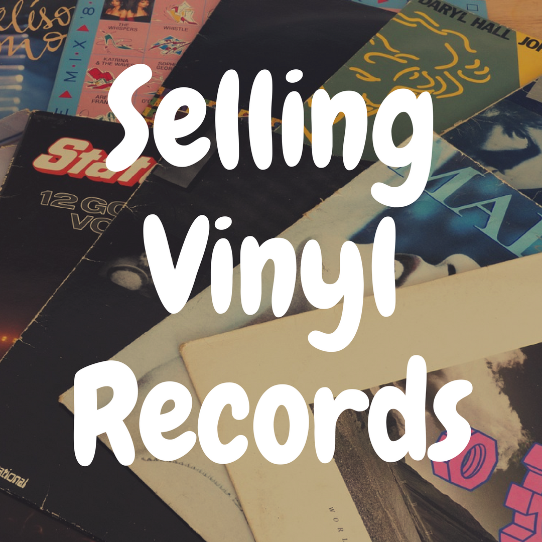 Where to Sell Vinyl Records Online to Make Money