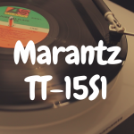 Marantz TT-15S1 review