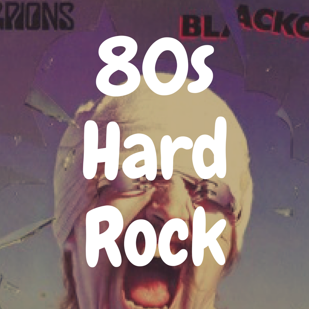 The 10 Best 80's Hard Rock Albums to Own on Vinyl