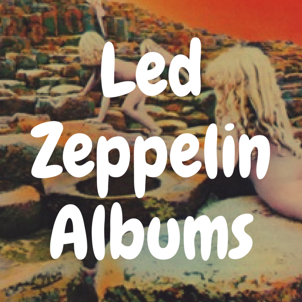 Led zeppelin albums