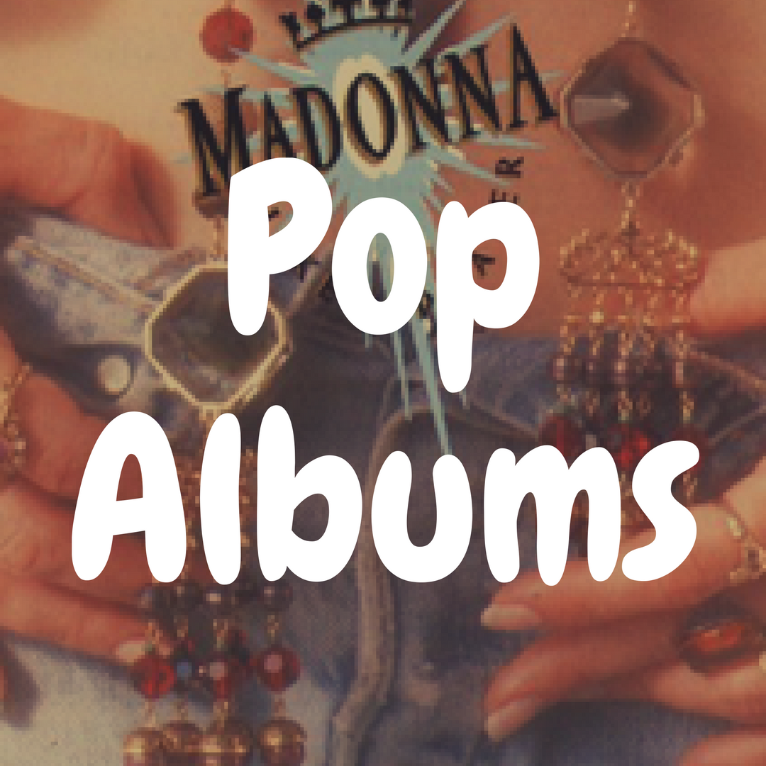 The 10 Best Pop Albums of All Time and Why They're Essential