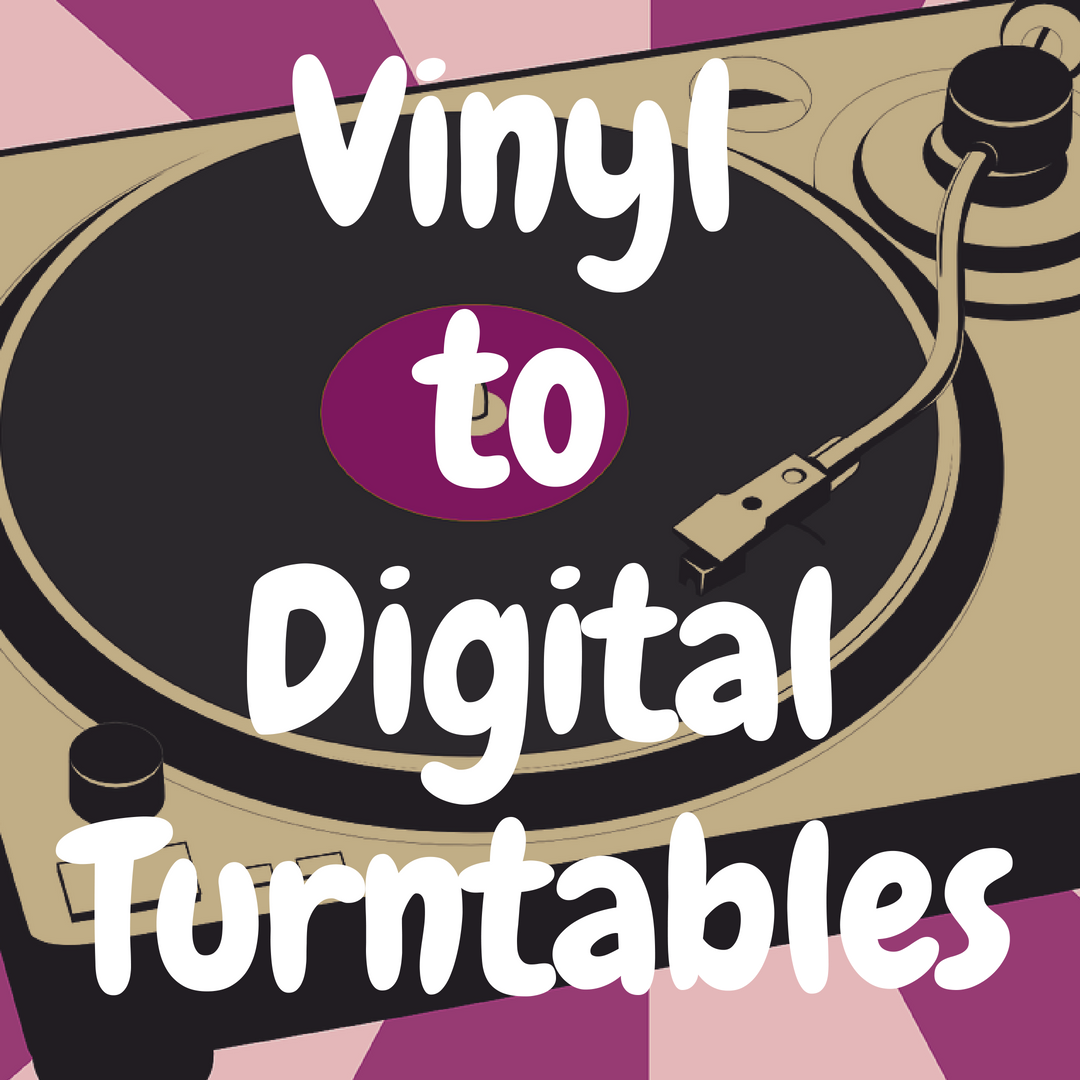 The Best Vinyl to MP3 Turntables Money Can Buy