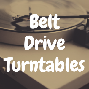 The Best Belt Drive Turntables Under $500 on the Market