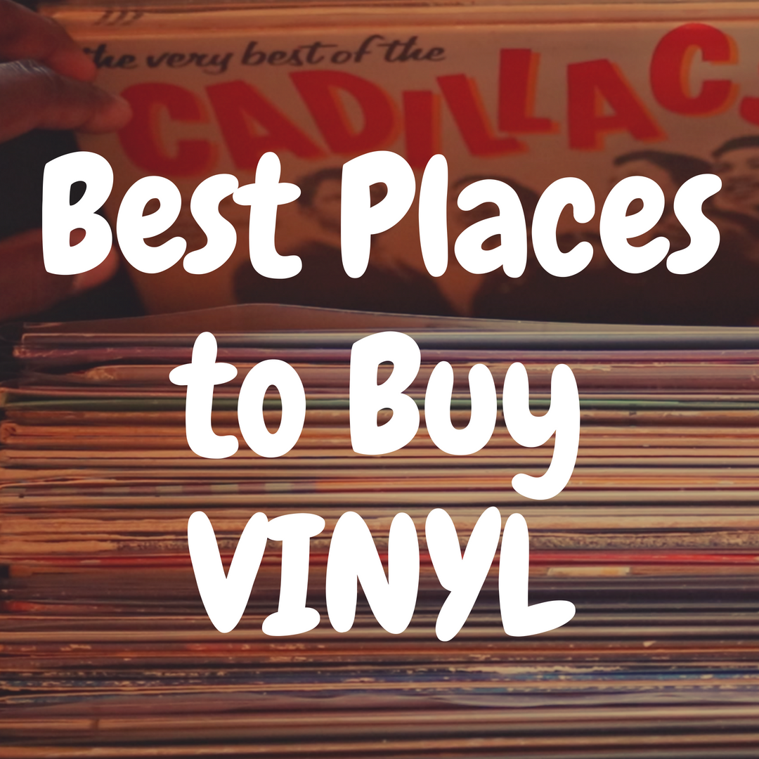 The 9 Best Places to Buy Vinyl Records Online and Offline
