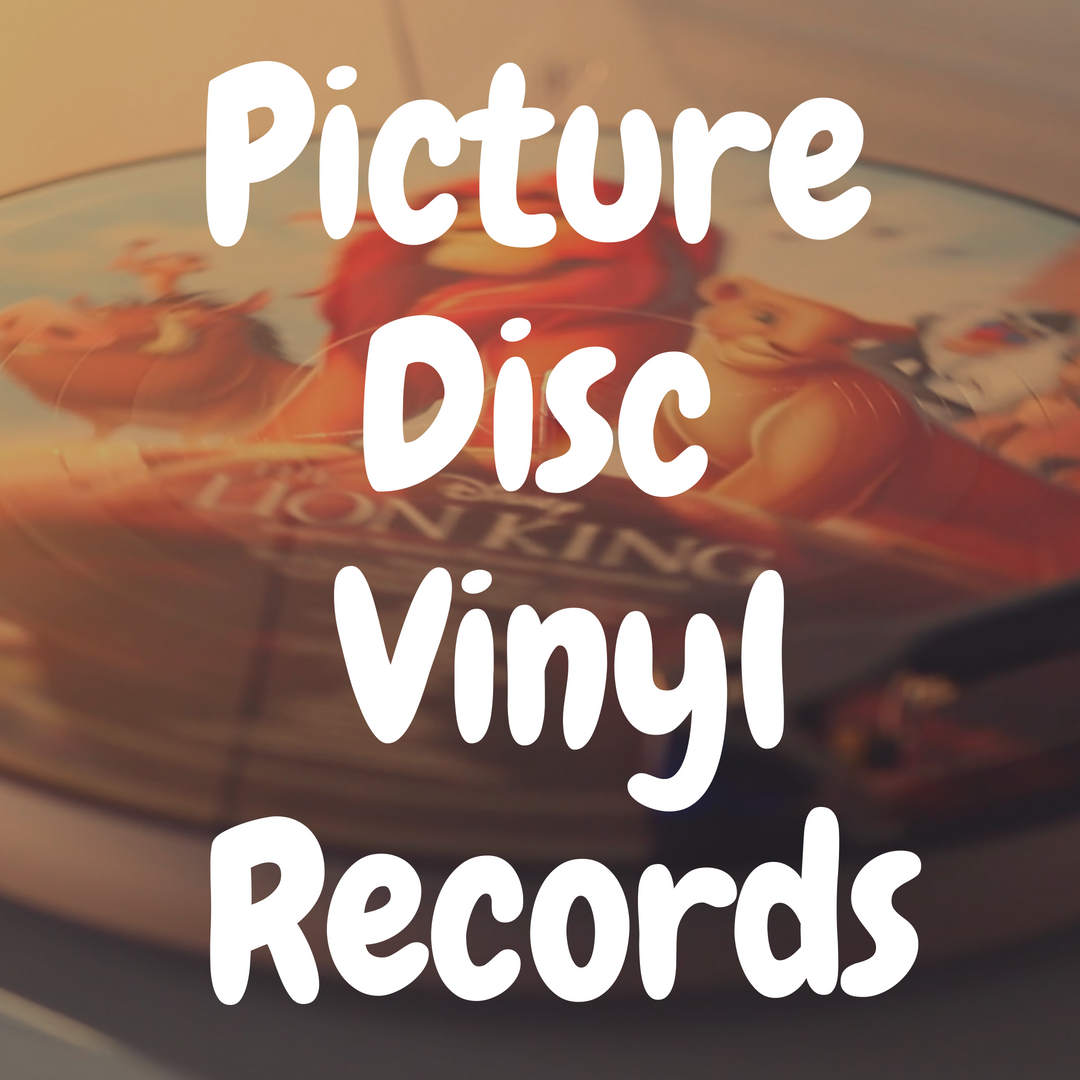 Are Picture Disc Vinyl Records a Stupid Waste of Money?