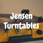 The 5 Best Jensen Turntables If You Have Limited Funds