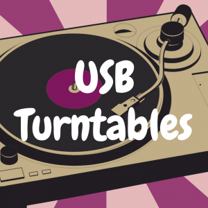 The 5 Best USB Turntables Perfect for Converting Vinyl to MP3