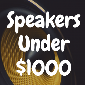 7 Bookshelf Speakers Under $1,000 That Are Incredible