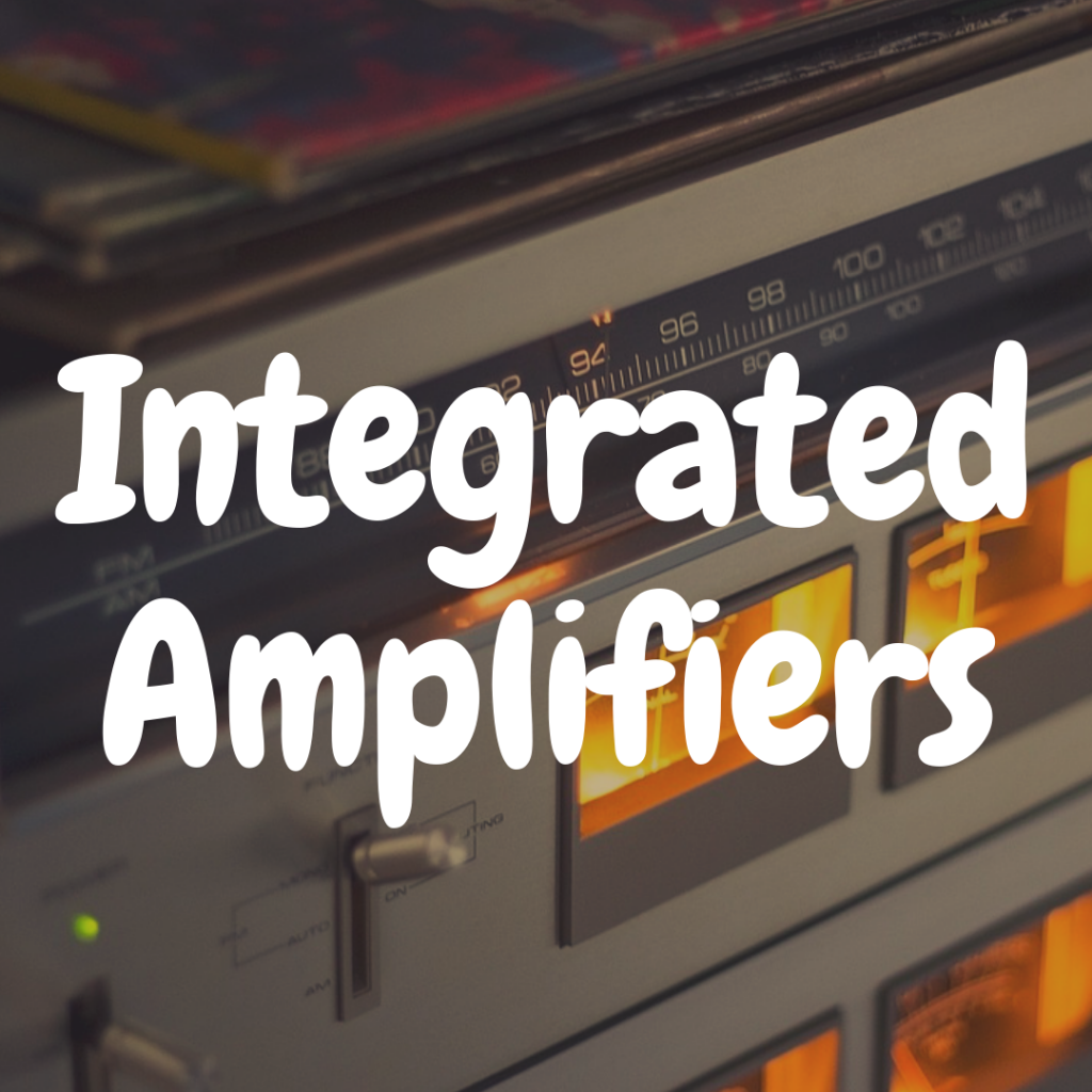 Discover some of the best integrated amplifiers with a built in phono stage available on the market!
