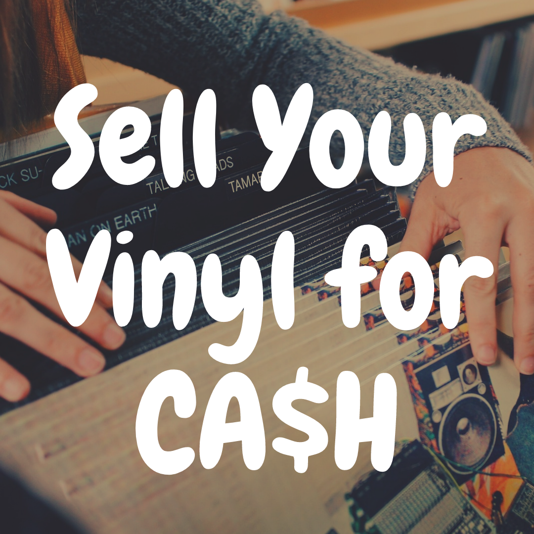 5 Easy Ways to Sell Vinyl Records for Cash