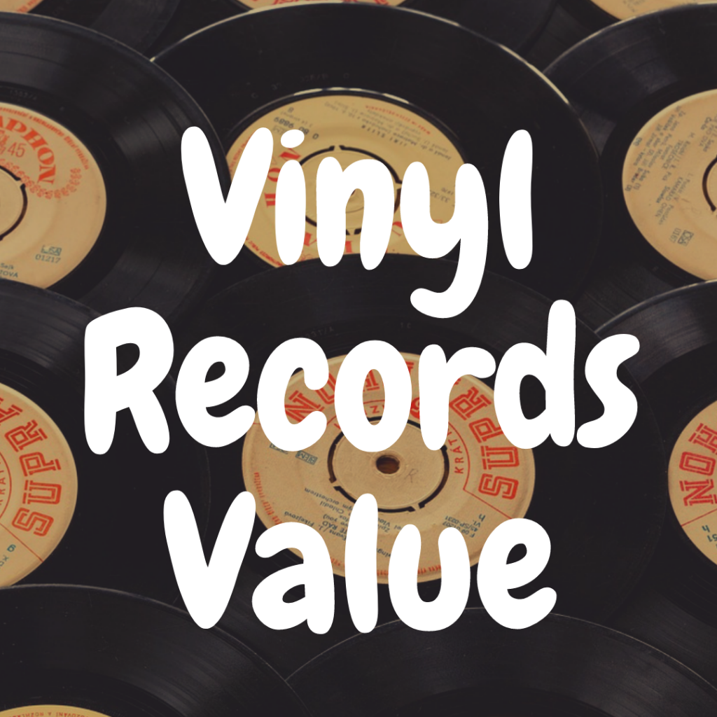 Discover your vinyl records value!
