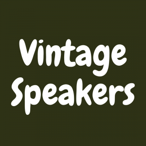5 Vintage Speakers for Vinyl Records That Offer Incredible Sound