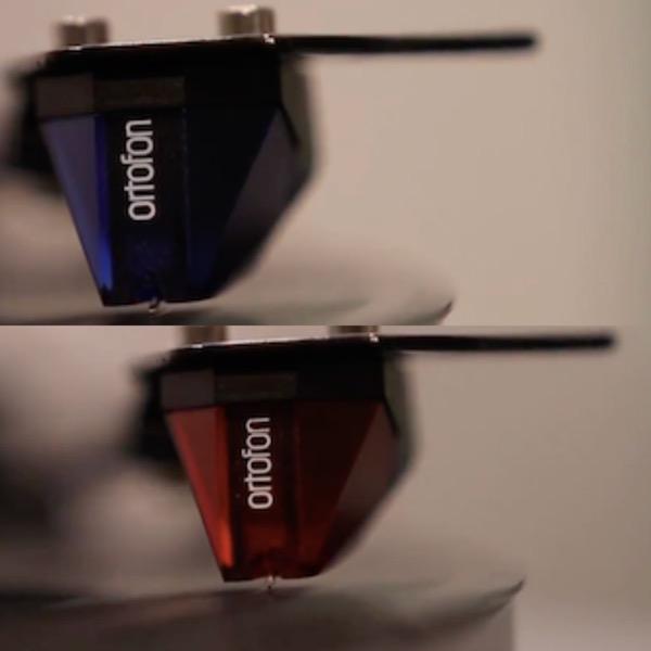 Ortofon 2M Red vs 2M Blue: Which cartridge should you buy?