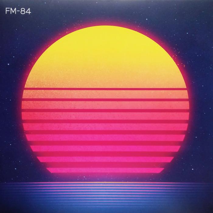 "FM-84's ""Atlas"" on vinyl"
