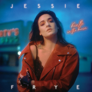 Kiss Me in the Rain by Jessie Frye is retro-modern synth pop done right