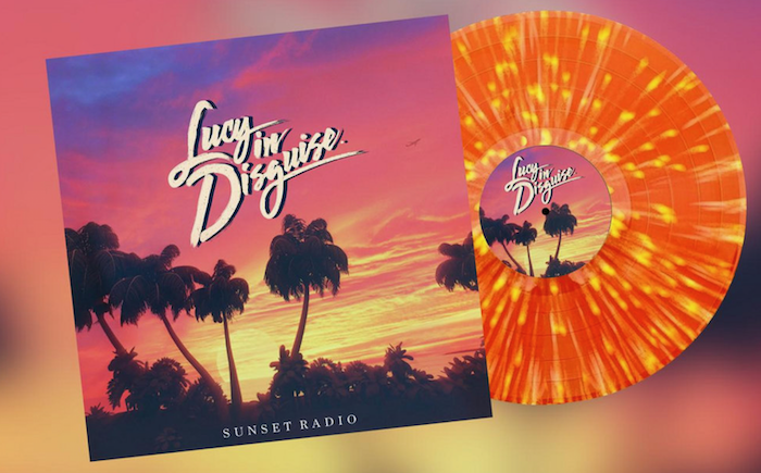 Sunset Radio by Lucy in Disguise on vinyl