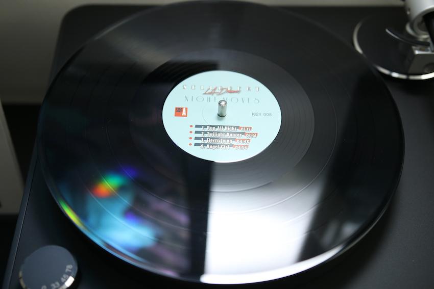 Night Moves by SelloRekT/LA Dreams on black vinyl
