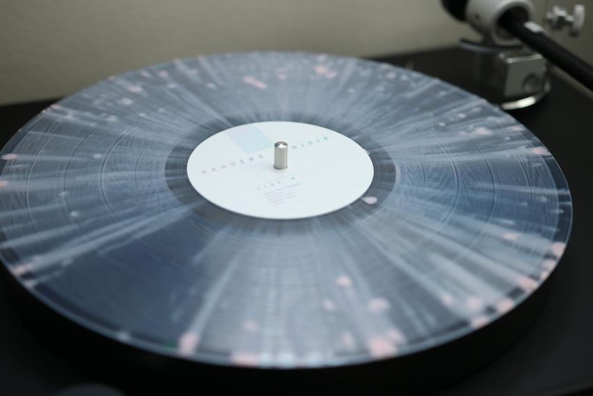 Nouveau Plaisir by Stilz is available on  vinyl