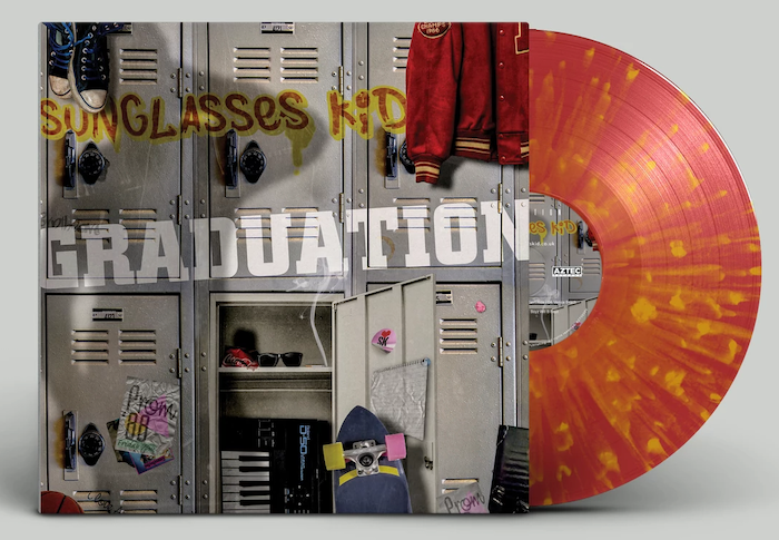 """Sunglasses Kid's """"Graduation"""" is synth pop on vinyl done right"""