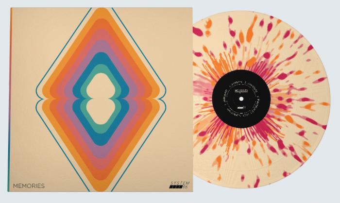 Memories by System96 on vinyl