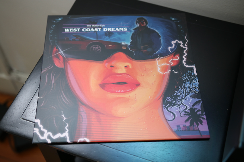 West Coast Dreams by The Motion Epic