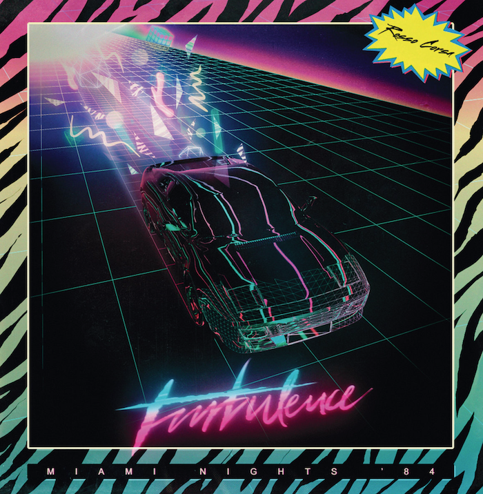 """Miami Nights 1984's """"Turbulence"""" is available on vinyl record"""