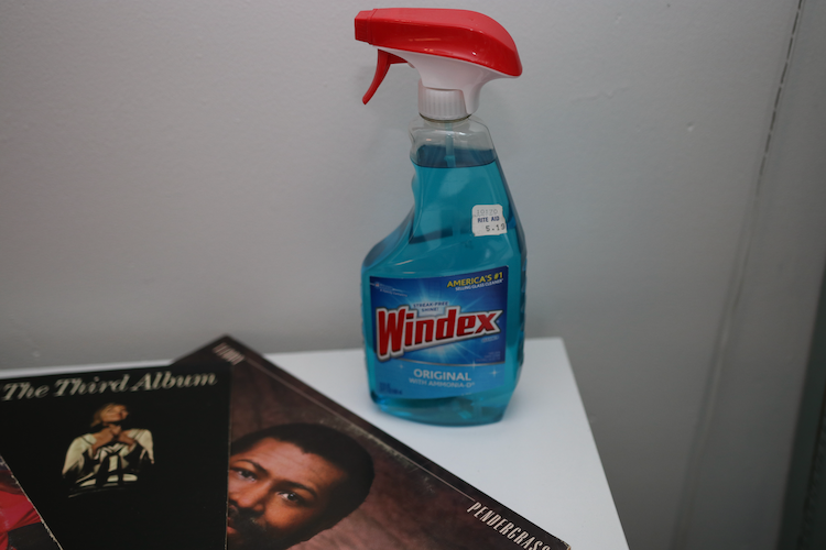 Learn how to clean vinyl records with Windex