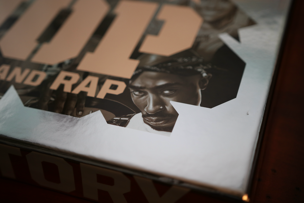 Smithsonian Anthology to Hip Hop and Rap slipcover