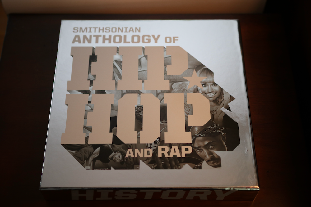 Smithsonian Anthology to Hip Hop and Rap review
