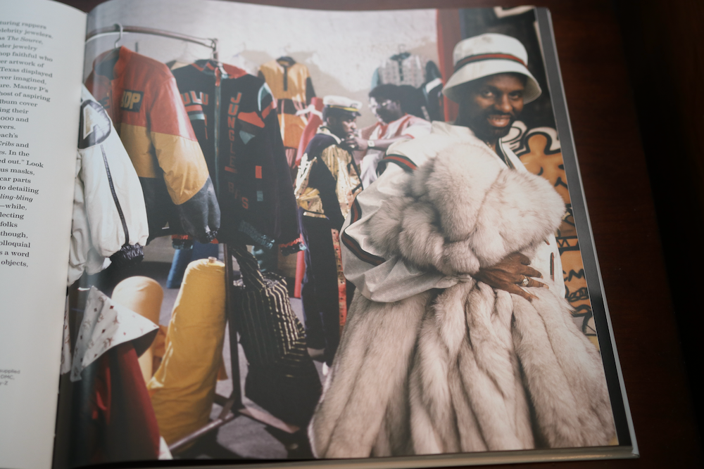 Fashion trends are covered in the Smithsonian Anthology to Hip Hop and Rap