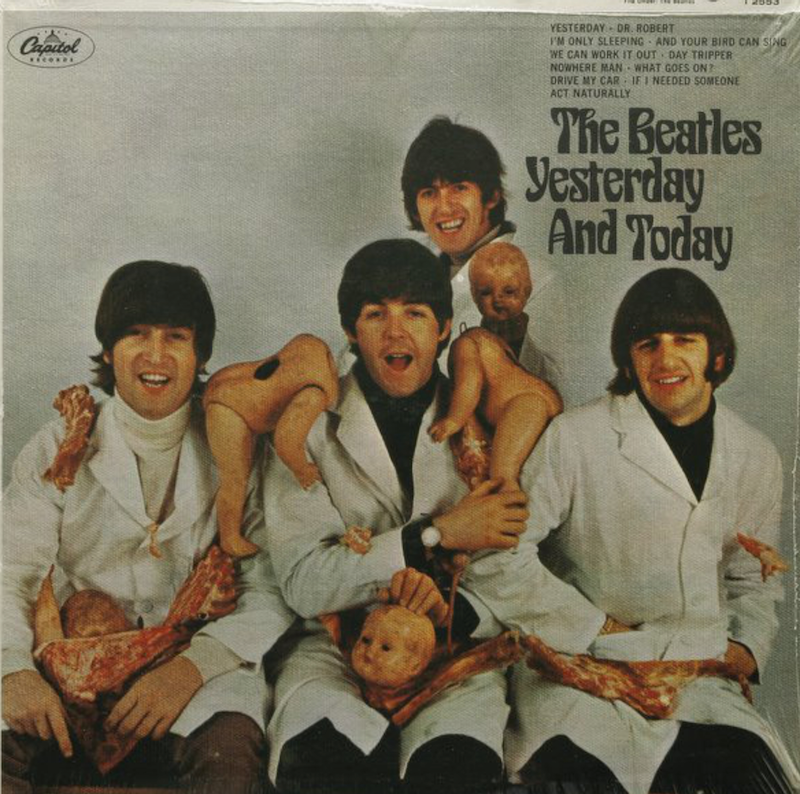 Beatles First State Butcher cover is worth a lot of money